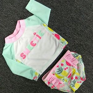 Other - Girl's 3-6m Swimsuit